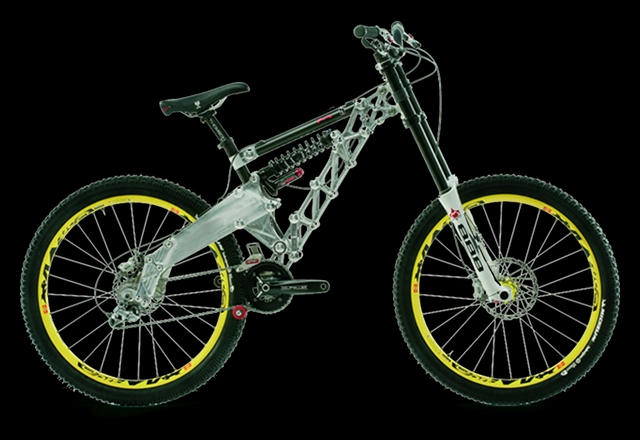 MP5 - downhill, freeride - no welding system - onionbikes.com